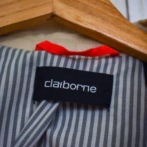Claiborne Suits & Blazers - Claiborne Linen Casual Sport Coat Blazer